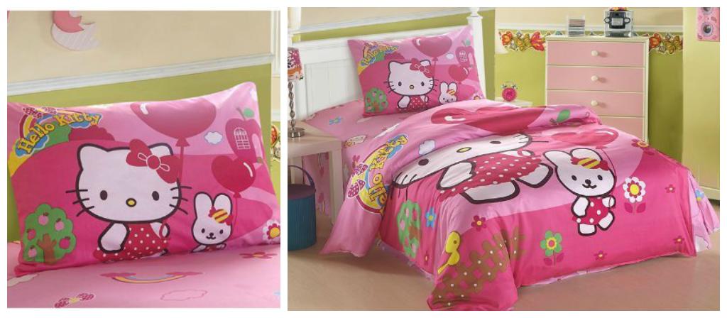 Adorable Hello Kitty Bedroom Decor Inspiring Ideas