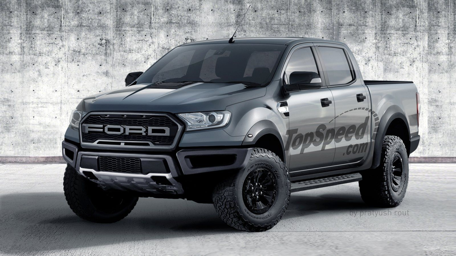 2019 Ford Ranger Raptor Pictures Photos Wallpapers And Video