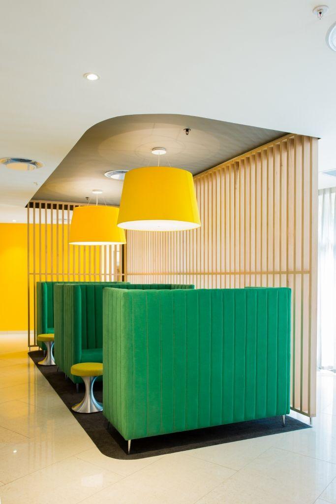 Park Inn by Radisson Libreville. Interior design by Source Interior Brand Architecture.