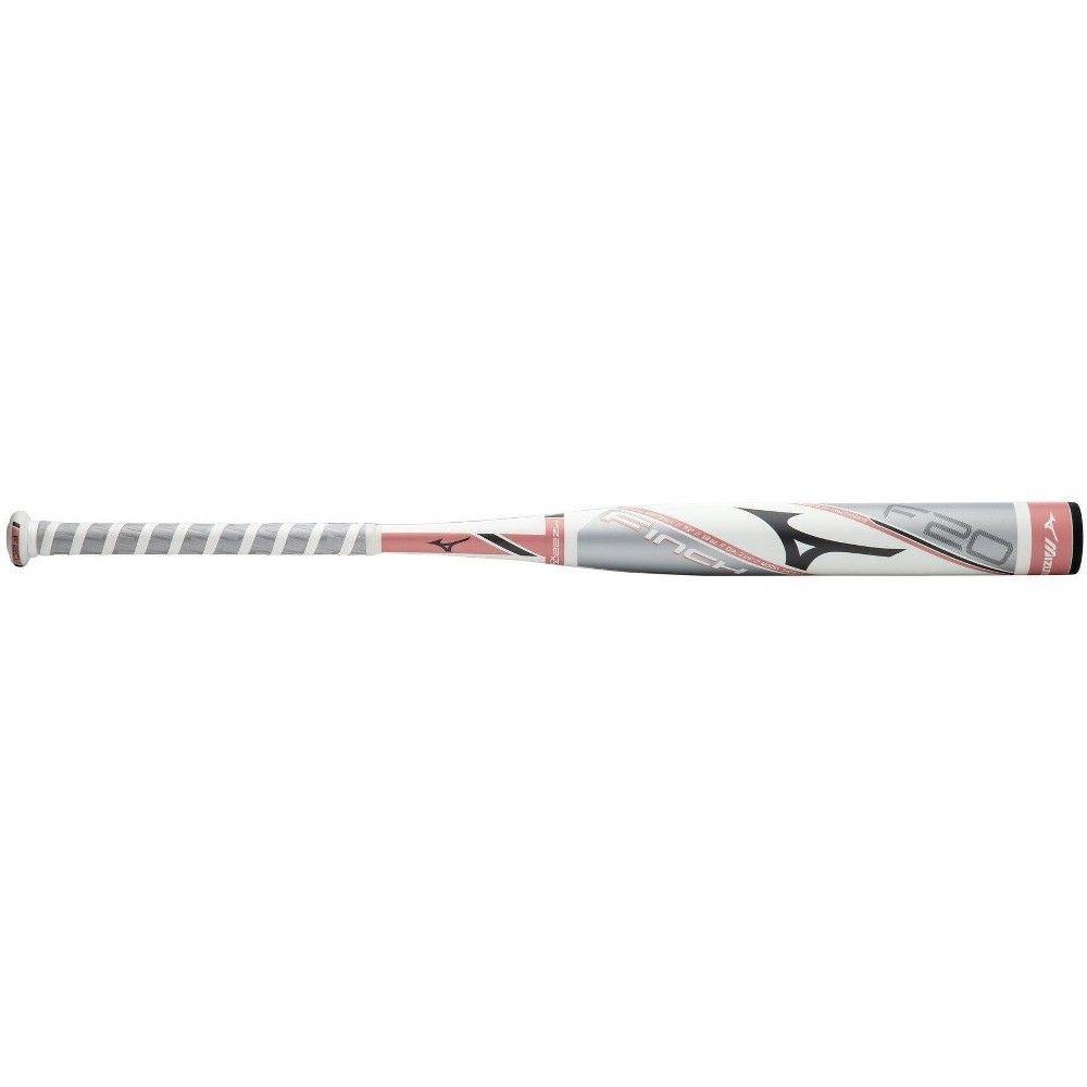 Mizuno F20 Finch Fastpitch Softball Bat 13 Womens Size 27 Inches In Color White Rose Gold 007e In 2020 White Rose Gold Softball Bats White Roses
