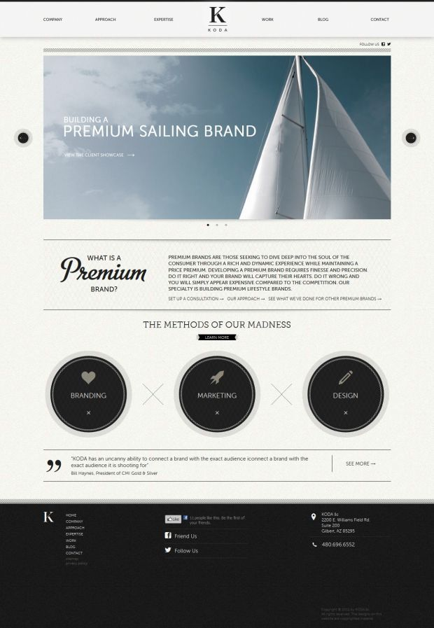 luxury branding similar website layout web design inspiration design