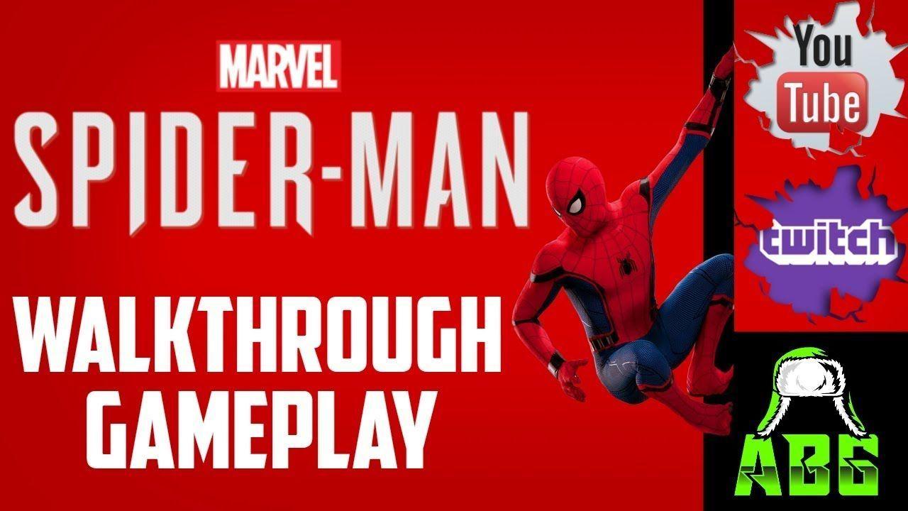 Spider Man Walkthrough Series Part 1 #spidermanps4 #spidermangame  #spiderman #marvelspiderman #marvelgames #marvelu… | Marvel games, Marvel  spiderman, Spiderman ps4