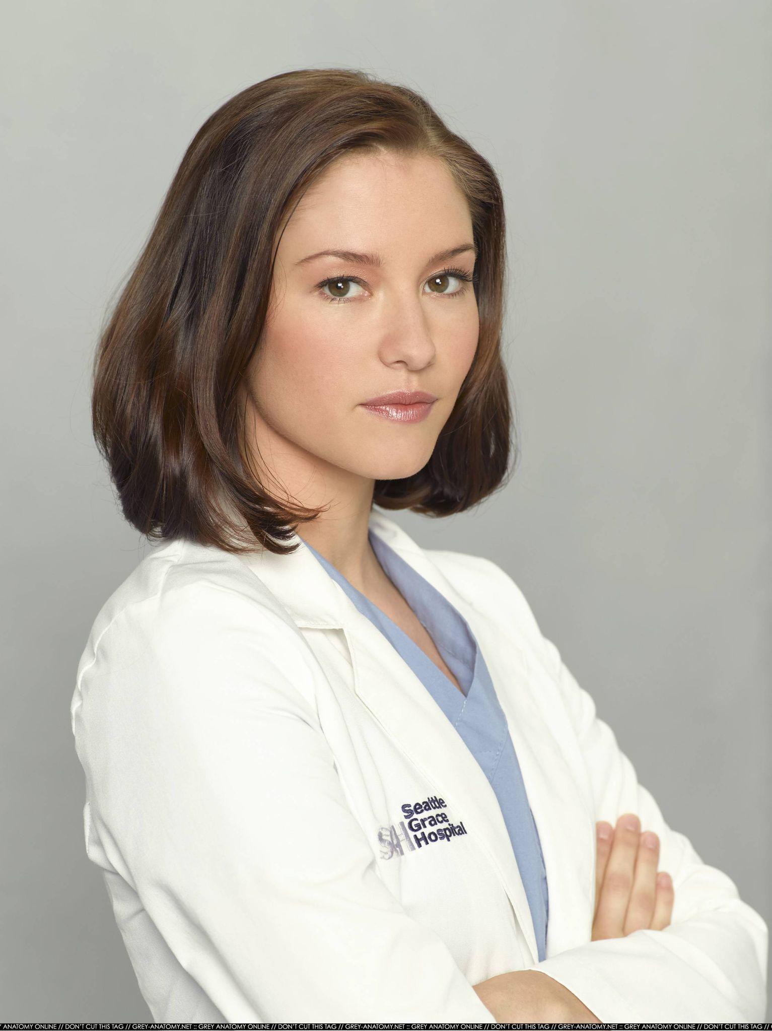 Paging Lexi Grey: Greys Anatomys Chyler Leigh