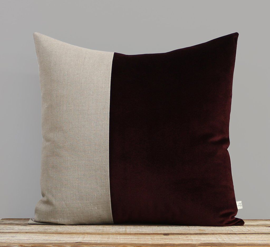 pillows jewel a tones tone how with decorate decorating howtodecorate for trend pillow fall as saturated ways paint to