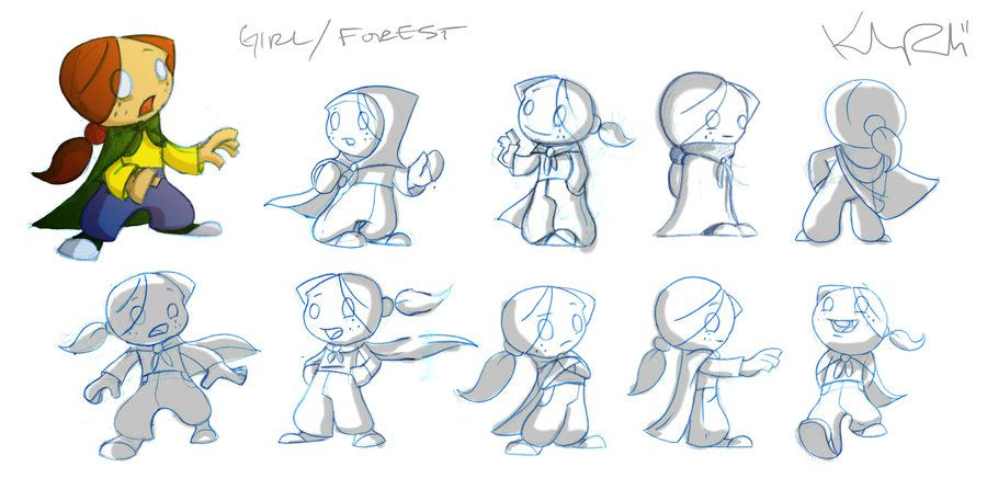 little girl character sheet - Google Search | Character