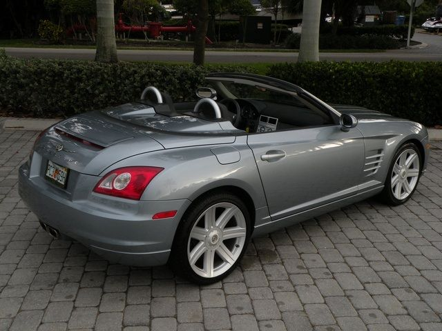 2005 Chrysler Crossfire Limited Convertible Photo 9 Fort Myers