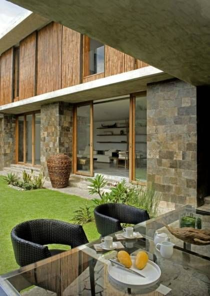 Genial Erstellen Sie Eine Exotische Inneneinrichtung Im Marokkanischen Stil |  Mediterraner Garten | Pinterest | Exotische Häuser, Haus Aus Holz Und  Philippinen