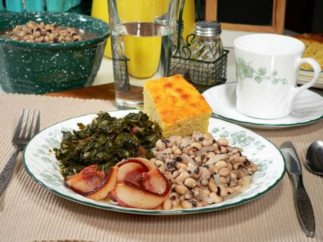 New Year S Day Food Superstitions Recipes For Health Wealth And Happiness New Years Day Meal New Years Day Dinner Southern Recipes