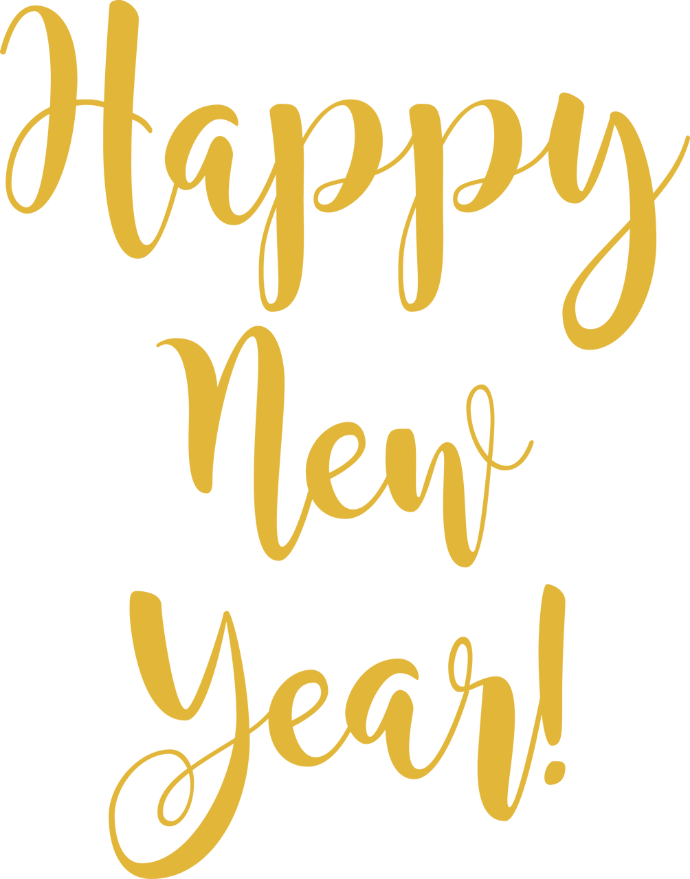 Pin on Happy New Year SVG Files