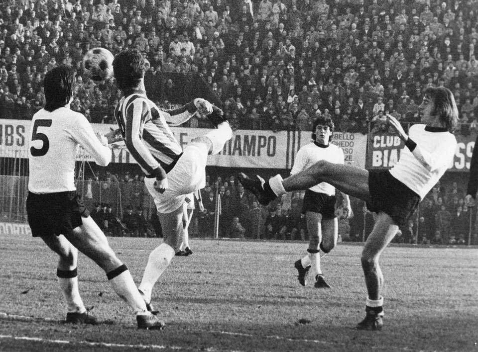 Angelo Sormani durante Vicenza vs Cesena | Calcio
