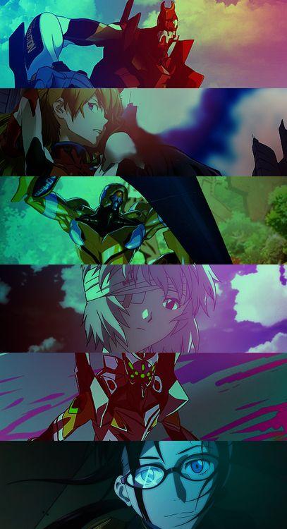 Evangelion Neon evangelion, Evangelion art, Evangelion