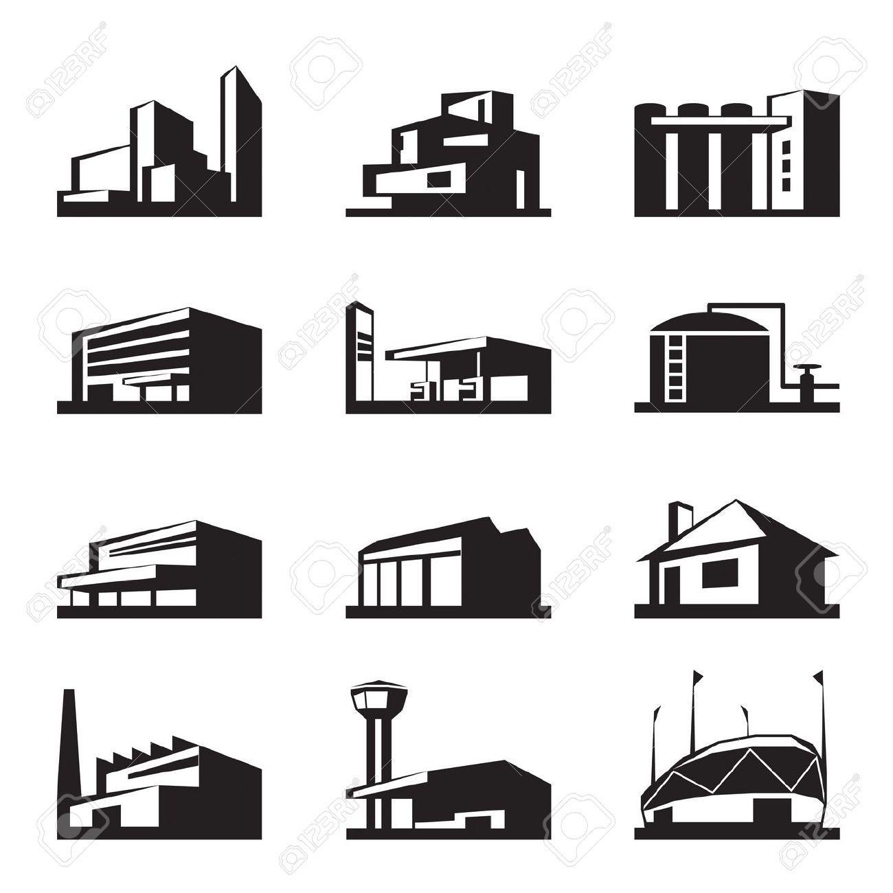 Warehouse Storage Icon