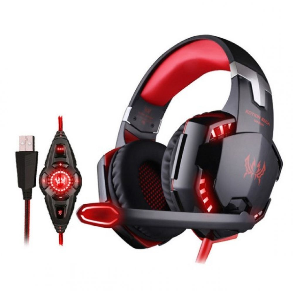 Wireless Bluetooth Gaming Headset Headphone Earphone Microphone For PC Phone R0