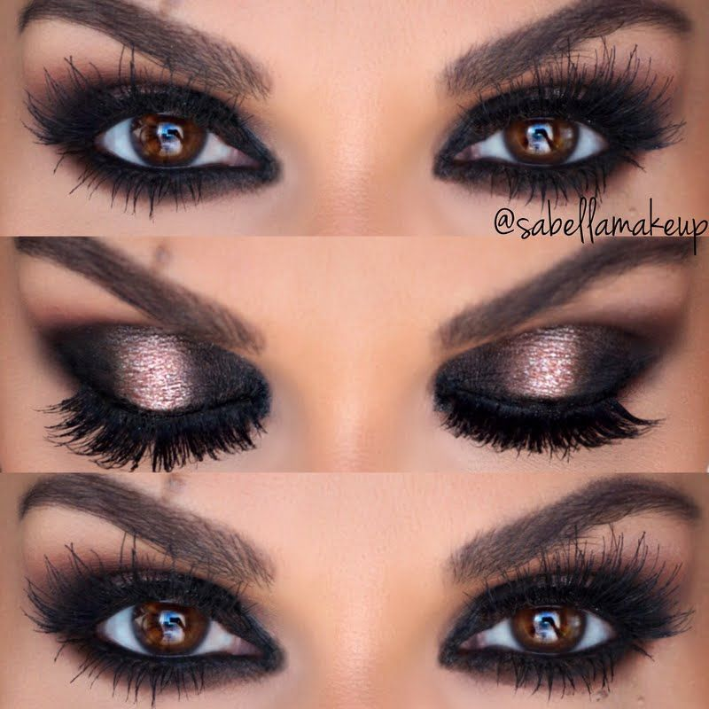 Make Your Smoked Out Eyes Stand Out With A Drizzle Of Undeniable