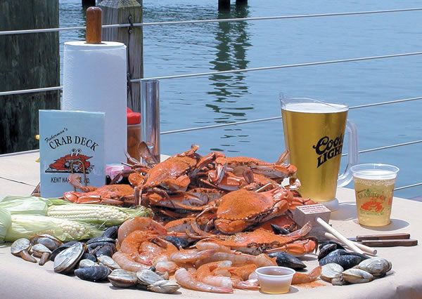 Fisherman S Crab Deck In Maryland 3116 Main Street Grasonville Md Kent Narrows