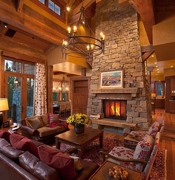 pin on home sweet home on modern cozy mountain home design ideas id=53619
