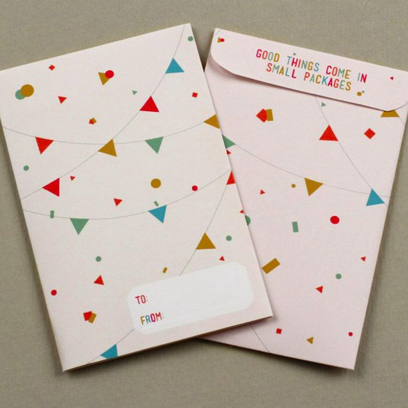 7 Fun DIY Projects to Make You Smile Printable gift cards - Gift Card Envelope Template
