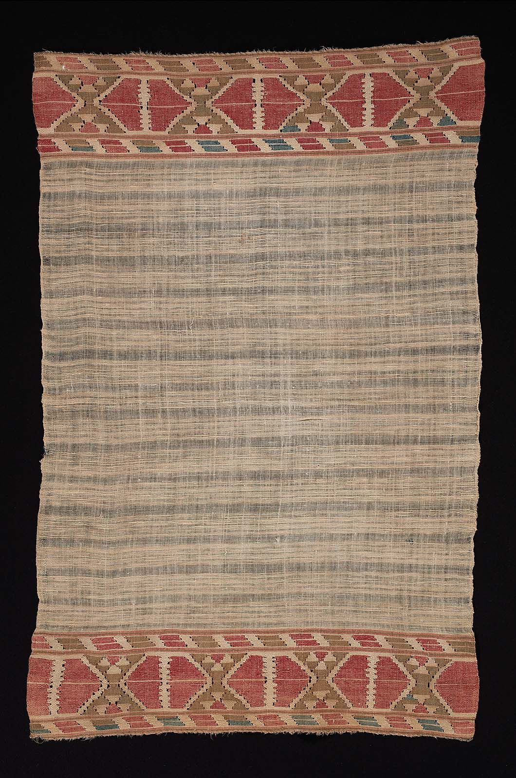Tapestry Greek 19th century | Museum of Fine Arts, Boston