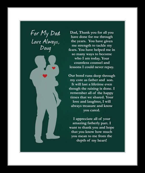 Father Of The Groom Wedding Thank You Gift From By