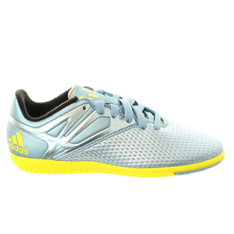 f511e8b443 Adidas Messi 15.3 IN J Indoor Soccer Sneaker Shoe - Boys