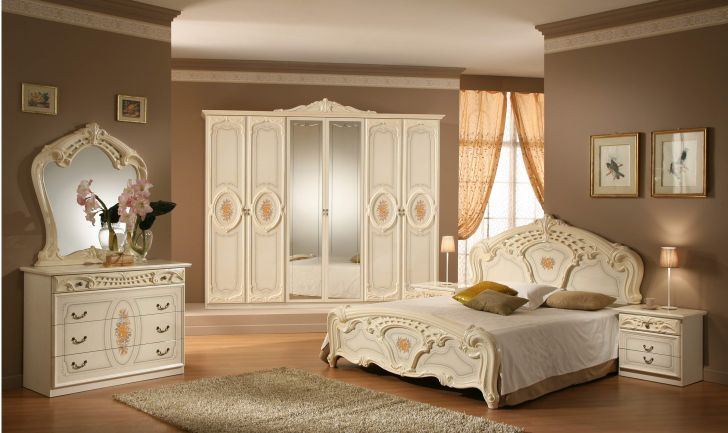 Classic Cream French Bedroom Furniture Set Ideas  French Bedroom Prepossessing French Bedroom Set Design Ideas