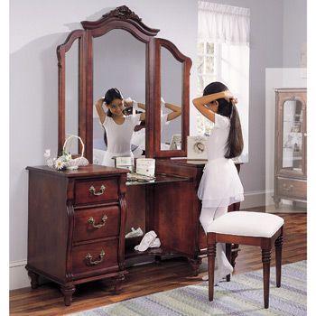 Madison Vanity | Bedroom vanity set, Vanity set, Vanity