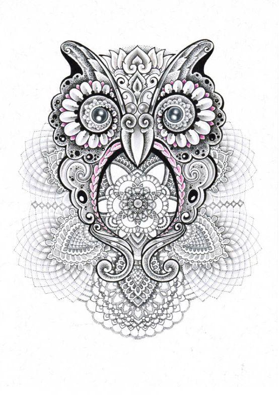 Buhos Tattoo Dibujos Buscar Con Google Guaton Tattoo Pinterest