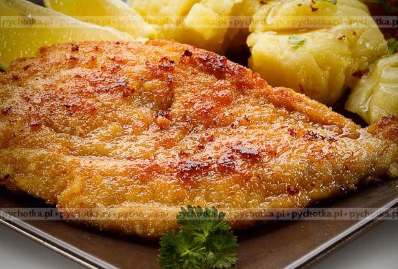 Filet Z Pangi Lub Lososia W Ostrej Panierce Recipe Food Culinary Breakfast