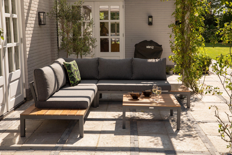 6 Sitzer Lounge Set La Vida Lounge Mobel Lounge Mobel Balkon Outdoor Lounge Mobel