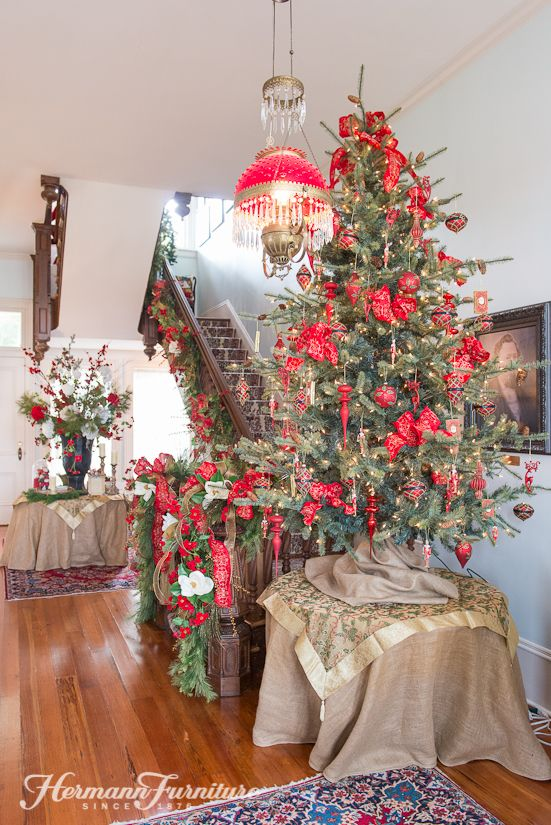 HermannFurniture Christmas at the Mansion 2015 5797
