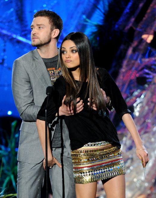 Justin Timberlake And Mila Kunis Dating