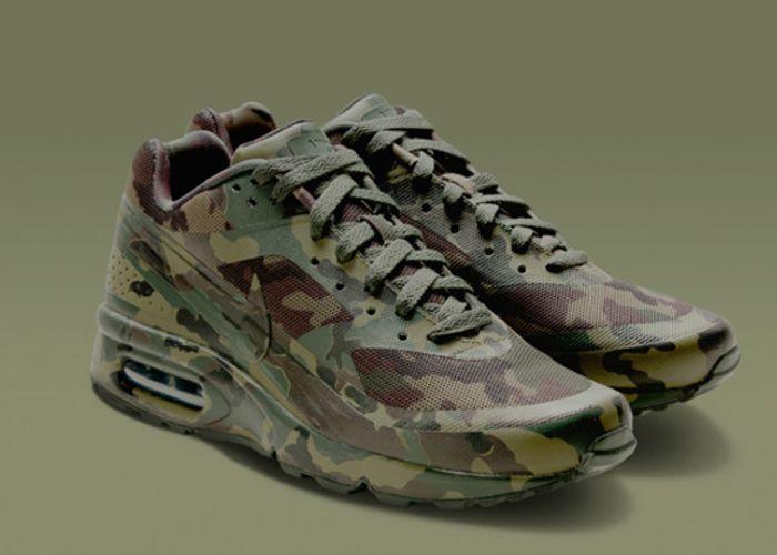nike camo shoes air max