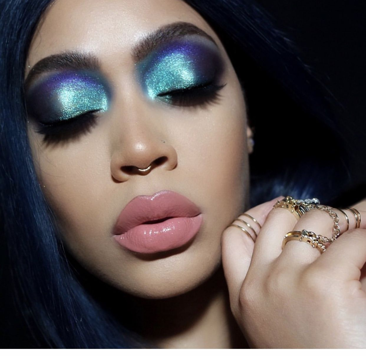 Pin by Melissa Bryant on Makeup Looks in 2020 Eye makeup