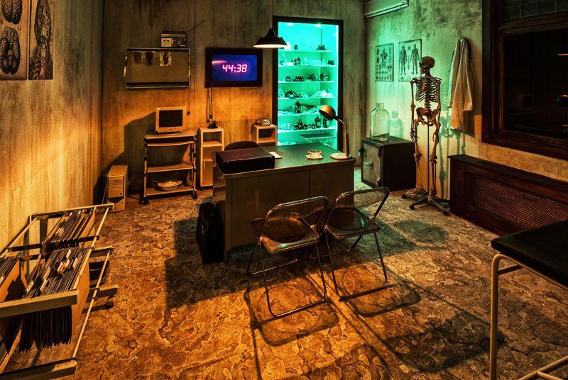 Voltage Pictures Escape Room Movie