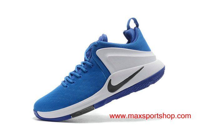 sale retailer 0e133 836bd Nike Zoom Witness Royal Blue White Men s Basketball Shoes  67.00