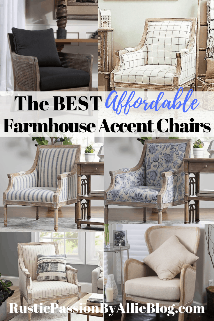 Find Out Exactly Where To Buy Cheap Home Decor Online In 2020 Farmhouse Accent Chair Cheap Home Decor Online Farmhouse Armchair
