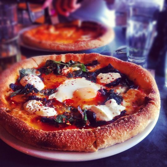 Pizza East in Shoreditch, Greater London