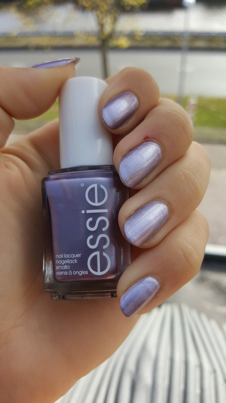 "Essie, ""girly grudge"" from their fall collection. Review: I would ..."
