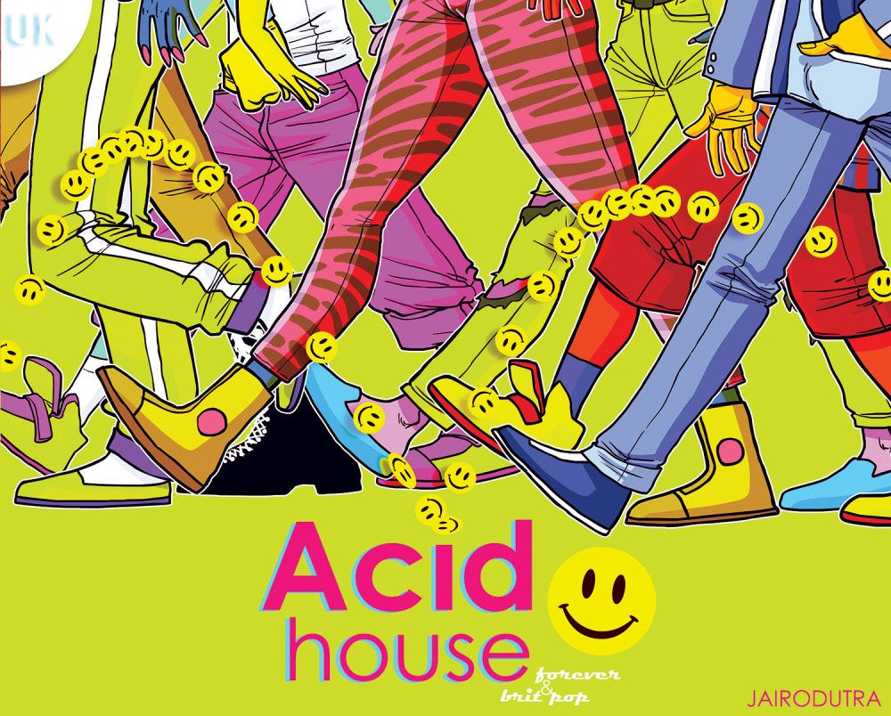 Acid house art