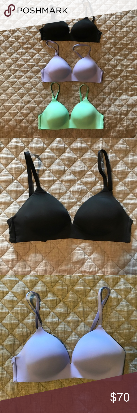 8b079cafc1 Gap Body Favorite Wireless Bras