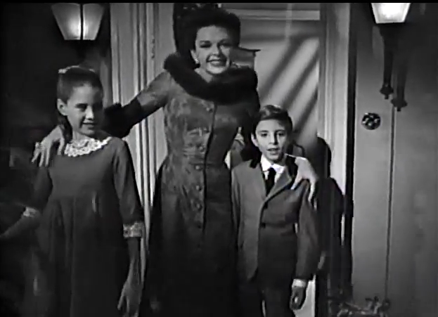 The Judy Garland Christmas Show 1963 My Favorite Old Actors