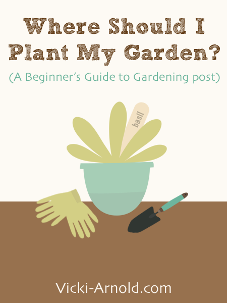 Where Should I Plant My First Garden?   A Beginneru0027s Guide To Gardening