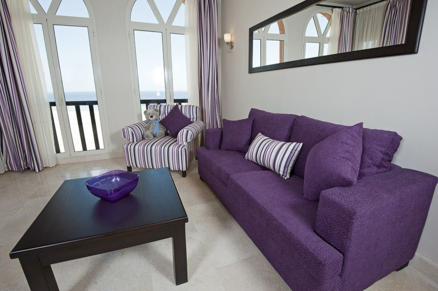 Luxury-Apartment-Interior-Purple-colored - LaurieFlower ...