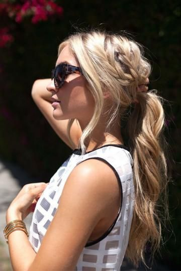 The Best of Pinterest: Summer Hairstyles