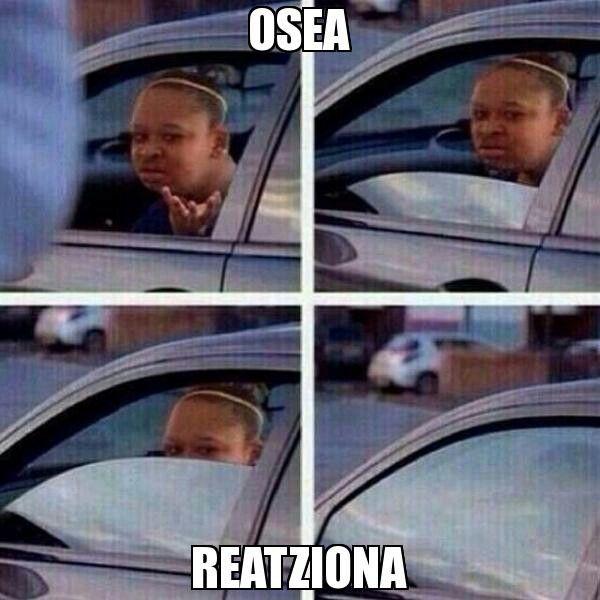 O Sea Reatsiona