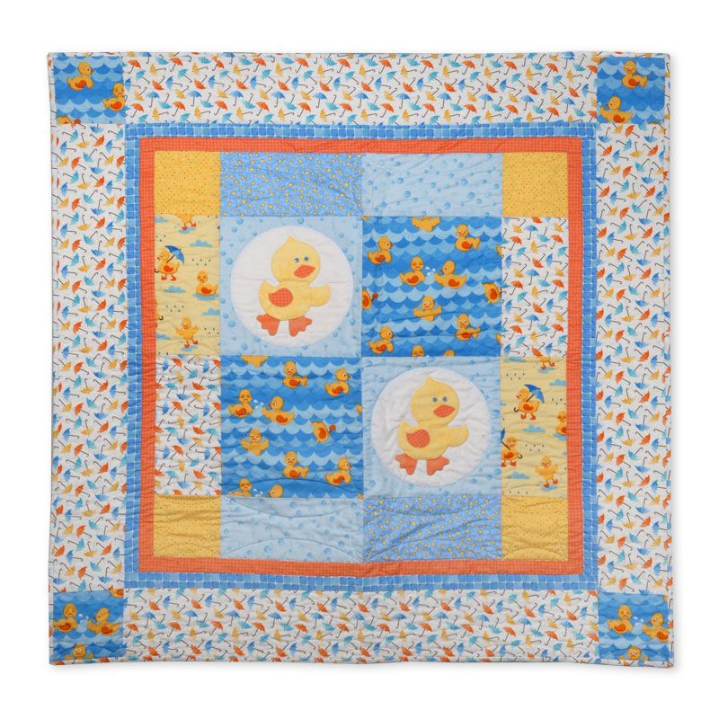 Lucky For Ducky Quilt Sizzix Quilts Pinterest Sizzix