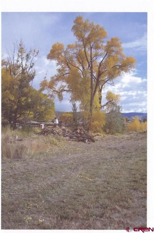 1 acre building site, borders canal, irrigation thru Colorado West HOA, but exclusive of covenants.  Refer to Associated docs for plat, driveway easement, etc
