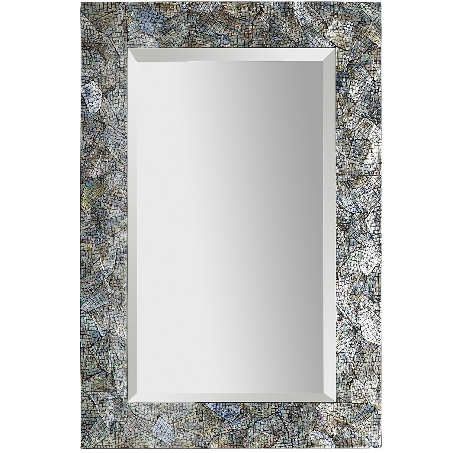 Crackled Mother Of Pearl Mirror 32x48 Pier 1 Imports