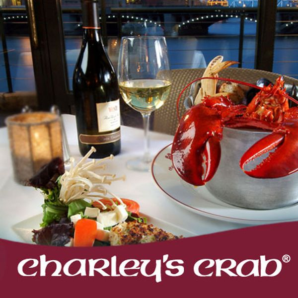 A Por Choice Among Fine Dining Aficionados Charley S Crab Offers The Freshest Seafood And
