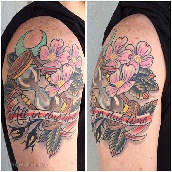 Little Rock Arkansas Tattoo Shop Best Katie Mcgowan